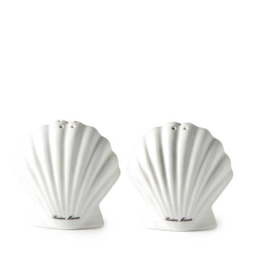 Riviera Maison peper- en zoutstel Perfect Seashell kopen