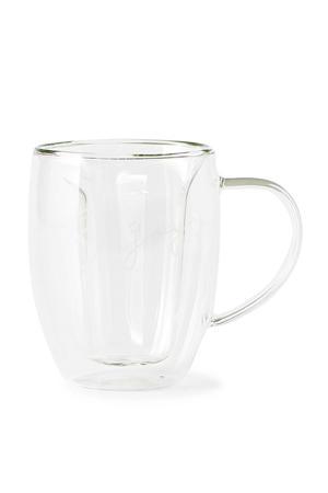 koffie- en theeglas (Ø9,5 cm)