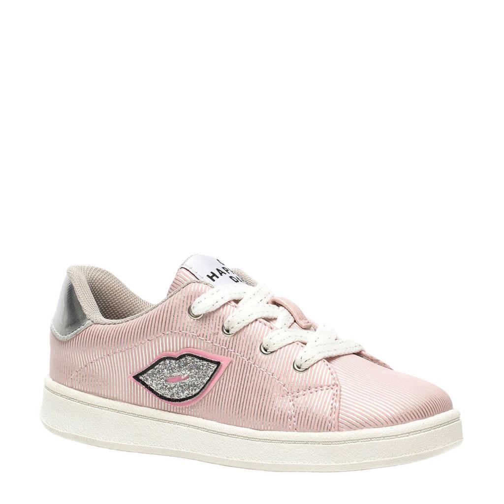 1445ea56b01 Scapino Blue Box sneakers roze/zilver, Roze/Zilver