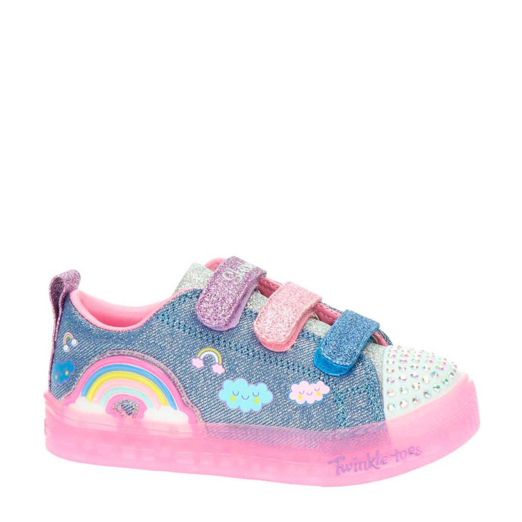 Skechers   sneakers roze, Multi