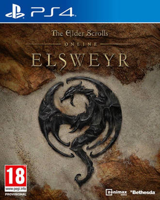 Elder scrolls online - Elsweyr (PlayStation 4)