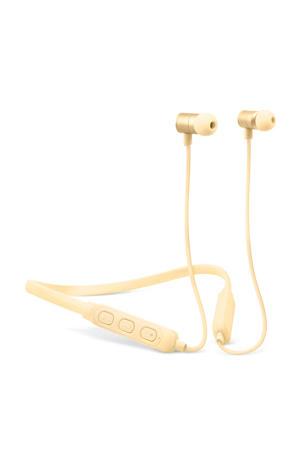 BAND-IT Bluetooth oortjes (geel)