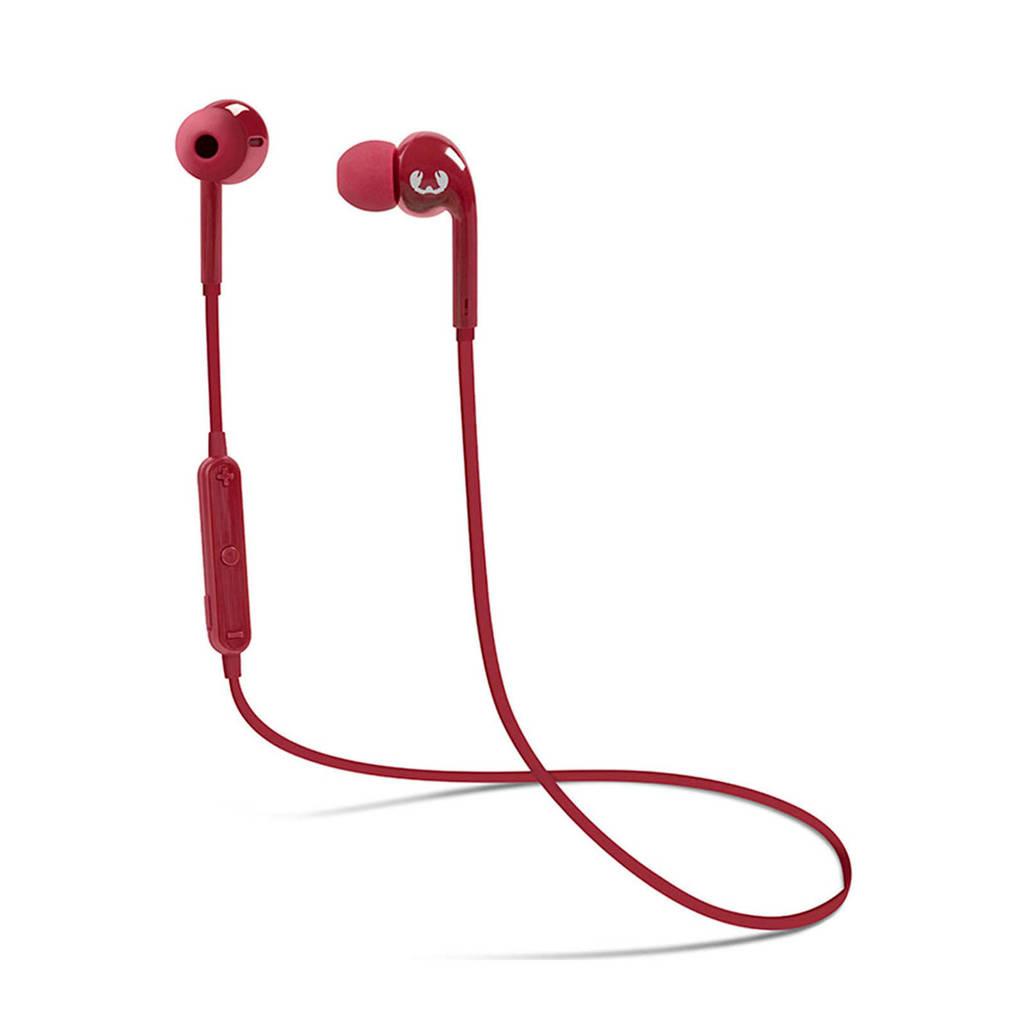 Fresh 'n Rebel  VIBE Bluetooth oortjes (rood), Rood