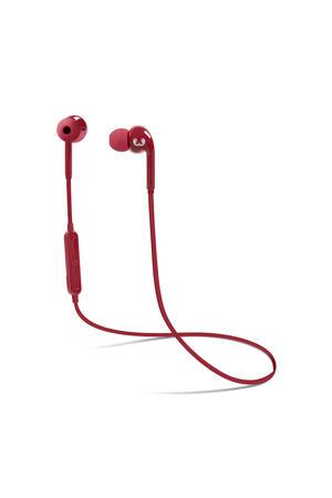 VIBE Bluetooth oortjes (rood)