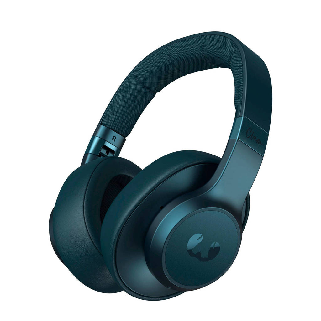 Fresh 'n Rebel  Bluetooth over-ear koptelefoon, Blauw, Ja