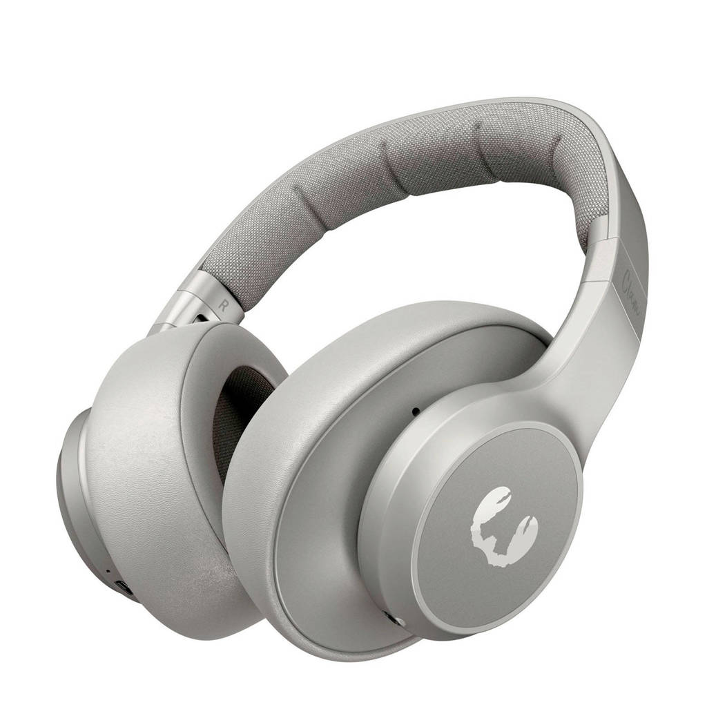 Fresh 'n Rebel ClAM  Bluetooth over-ear koptelefoon, Lichtgrijs, Over het oor