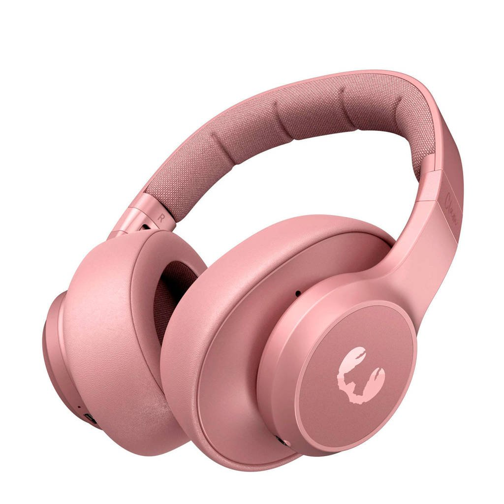 Fresh 'n Rebel  Bluetooth koptelefoon on-ear, Roze, Over het oor