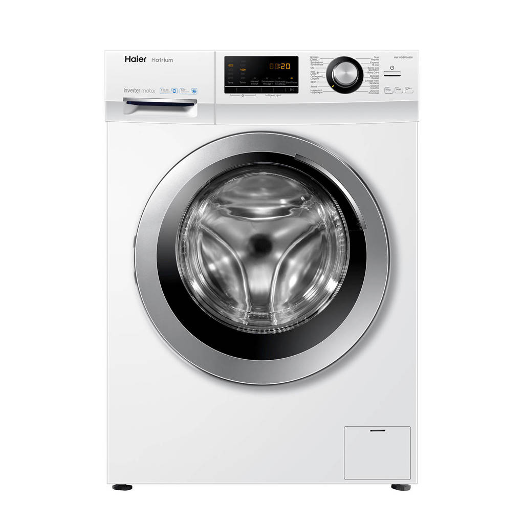 Haier HW100-BP14636 wasmachine