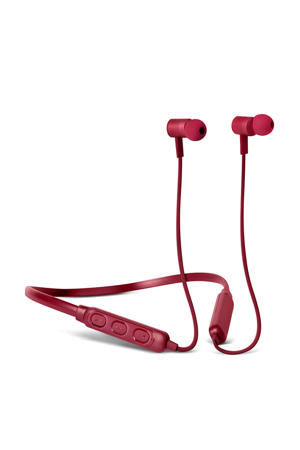 BAND- IT Bluetooth oortjes (rood)