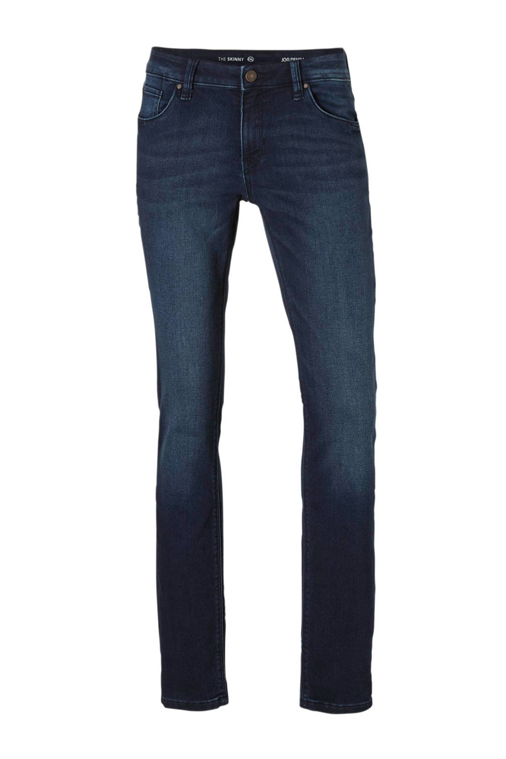 C&A The Denim skinny jog denim, Donkerblauw