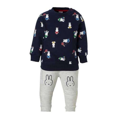 C&A nijntje sweater + joggingbroek