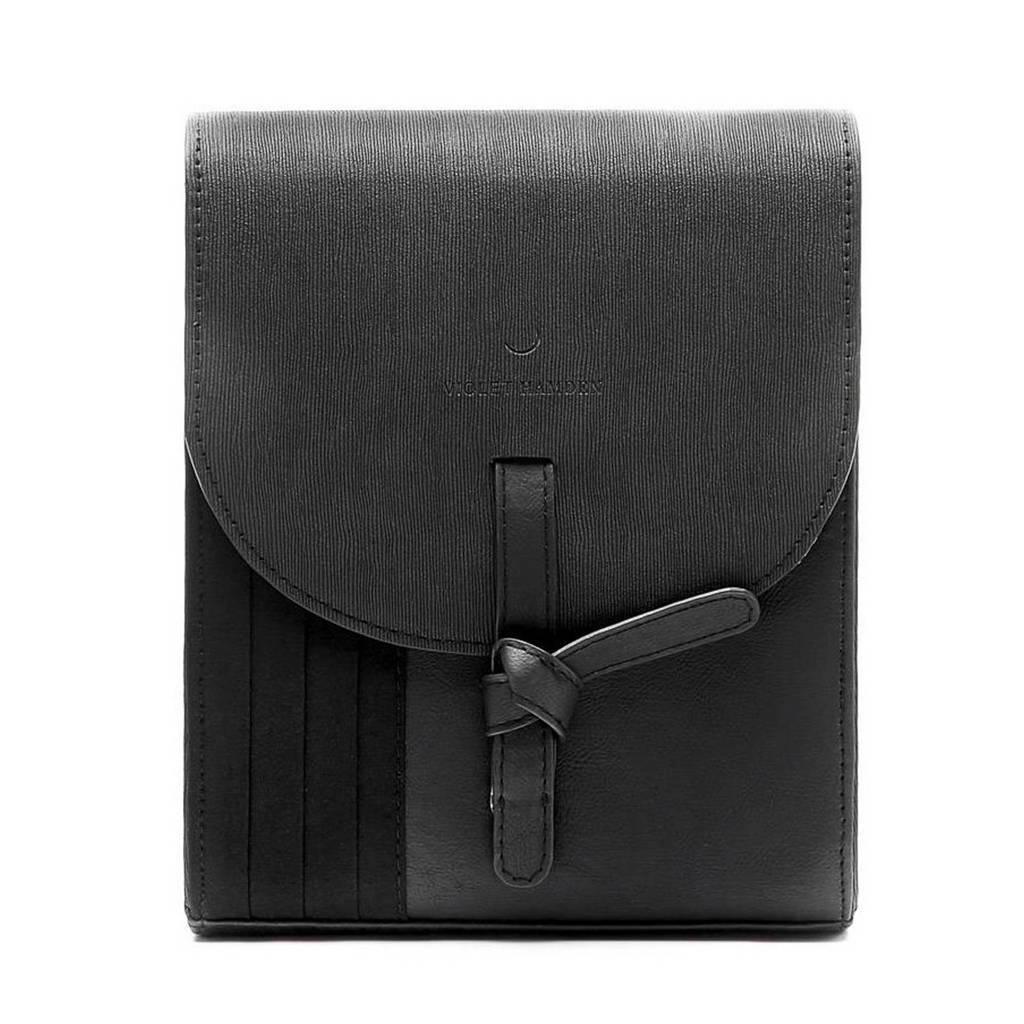 Violet Hamden   crossbody tas Essential Bag VH22001, Zwart
