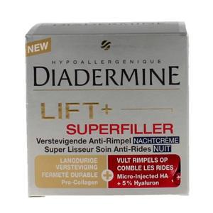 Lift+ Superfiller Nachtcreme 1 stuks