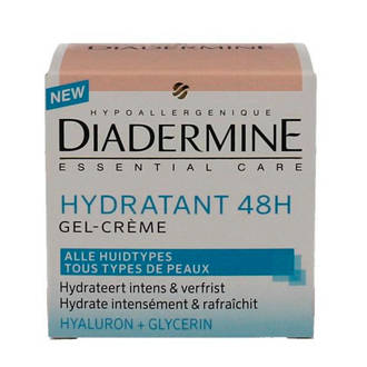 Hydrating 48H gelcrème - 50 ml