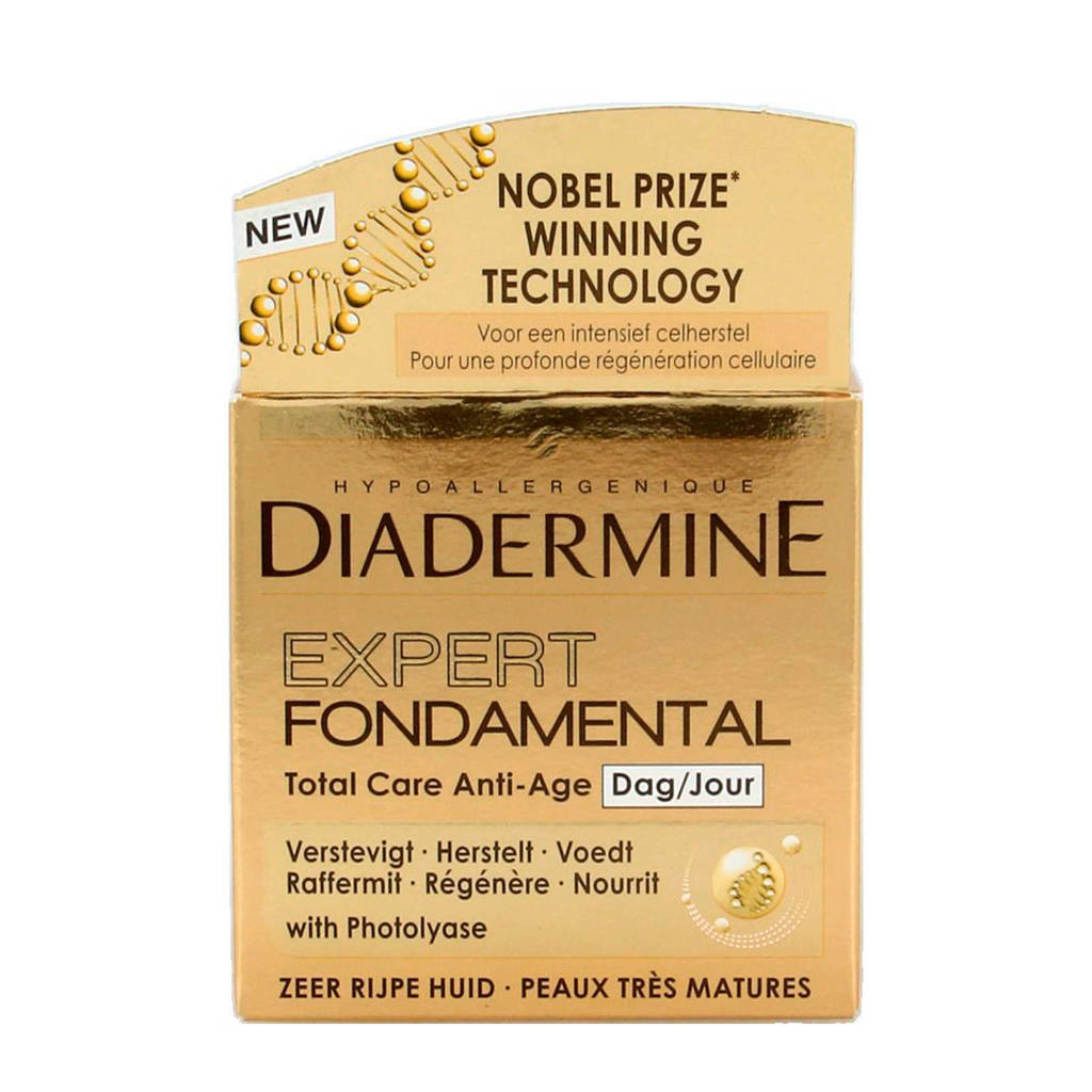 Diadermine Expert Fondamental Dagcreme 1 stuks