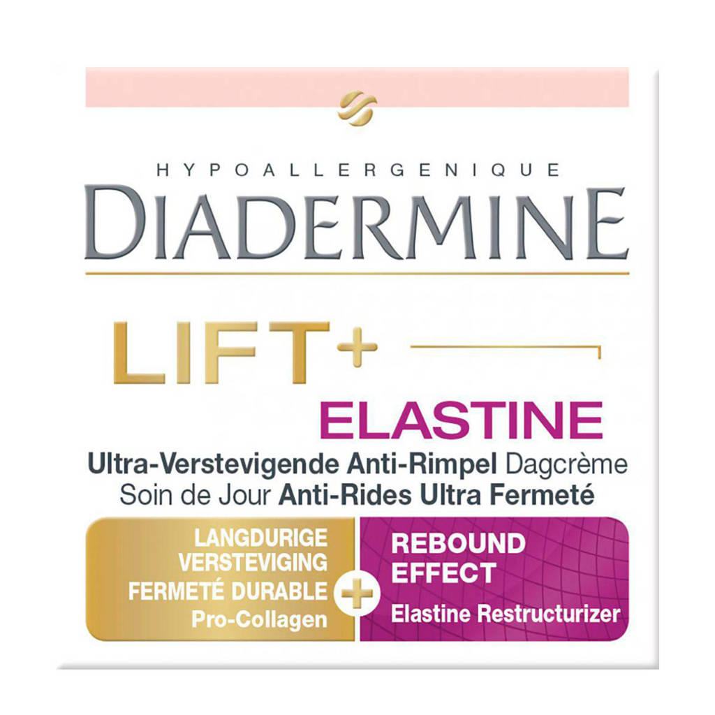 Diadermine Lift + Intense Elastine dagcrème 1 stuks