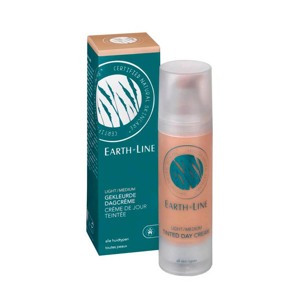 Earth-Line Getinte dagcrème - beige