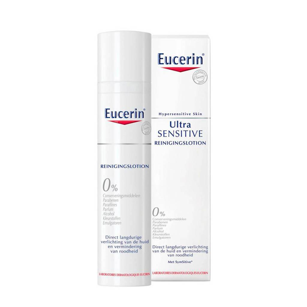 Eucerin UltraSensitive reinigingslotion