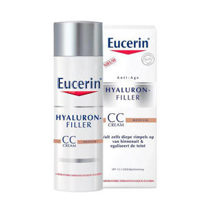 Hyaluron-Filler CC Medium dagcrème