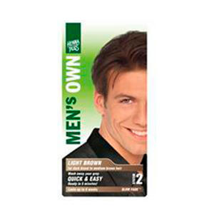 Men's Own haarkleuring - 05 light brown