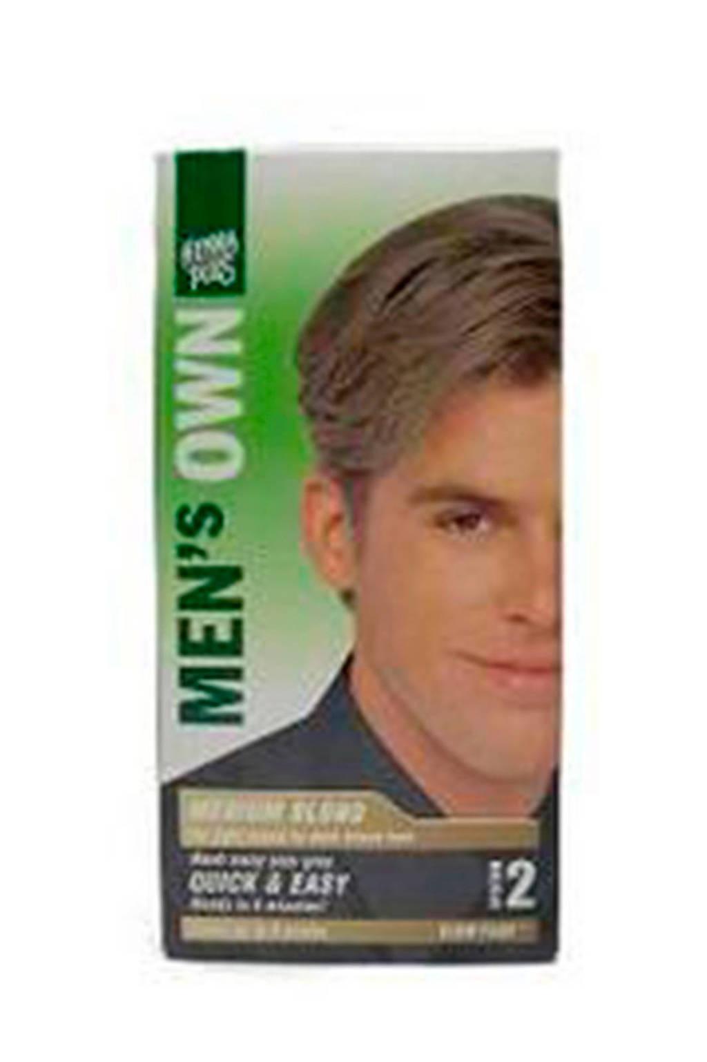 Hennaplus Men's Own haarkleuring - 07 medium blond