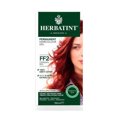 Herbatint Ff 2 Crimson Red 140ml