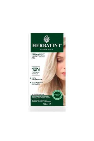 haarkleuring - 10n platinum blond