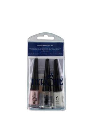 French Manicure Miniset nagellak