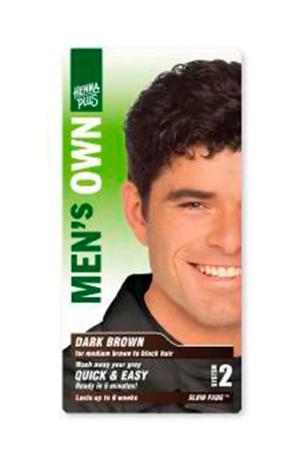Men's Own haarkleuring - 03 dark brown