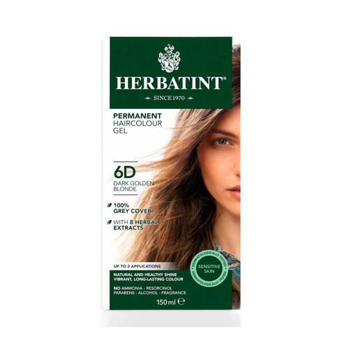 Herbatint Haarverf 6d Donker Goud Blond 150ml