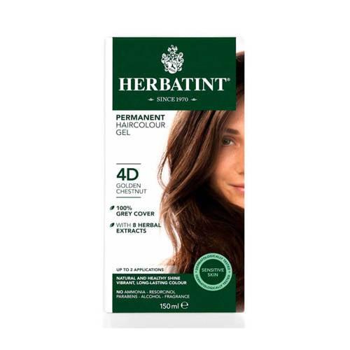 Herbatint Haarverf 4d Gold Chestnut 150ml