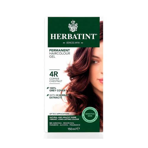 Herbatint Haarverf 4r Koper Kastanje 150ml