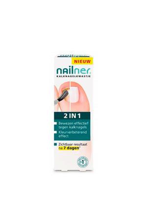 2-in-1 brush nagelverzorging