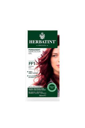 Flash Fashion haarkleuring - FF1 henna red