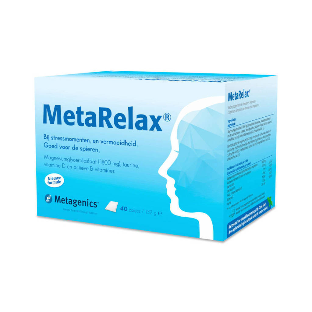 Metagenics MetaRelax sachets
