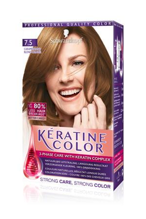 Color haarkleuring - 7.5 Caramelblond