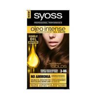 Syoss Color haarkleuring - 3-86 chocobruin