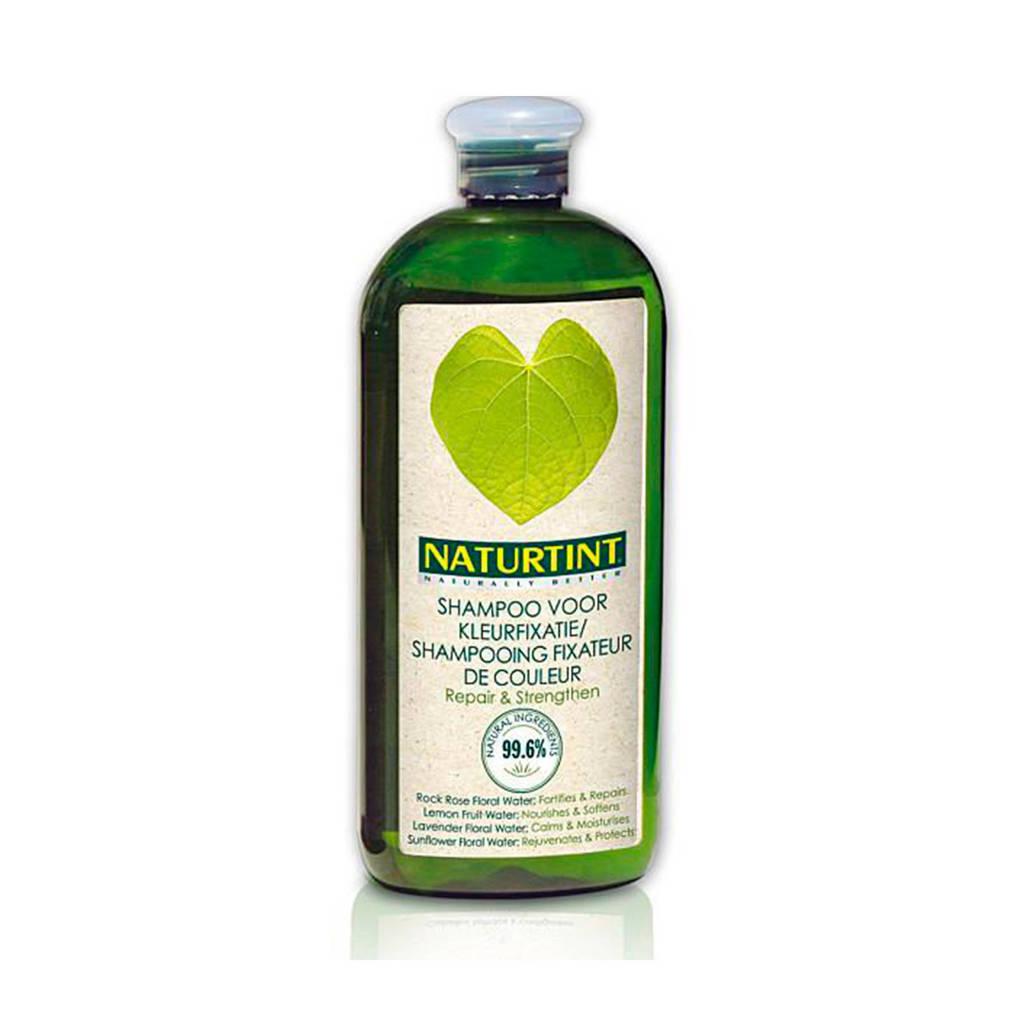 Naturtint kleurfixatie shampoo