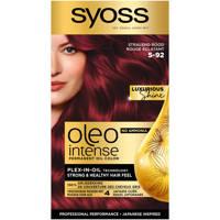 Syoss Color Oleo Intense 5-92 Stralend Rood 1 stuks, 5-92 stralend rood