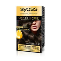 Syoss Color Oleo Intense 4-50 IJzig bruin 1 stuks, 4-50 ijzigbruin