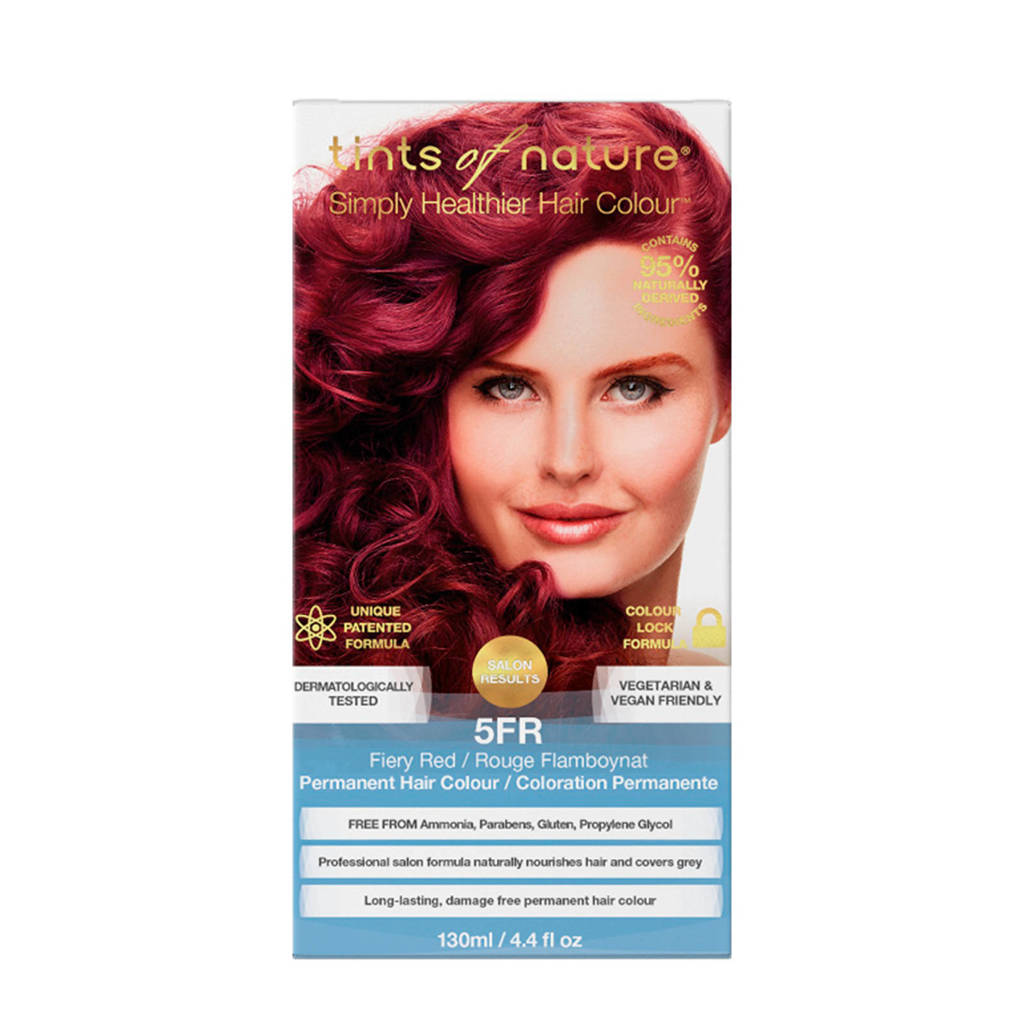 Tints of Nature haarkleuring - 5fr red fiery