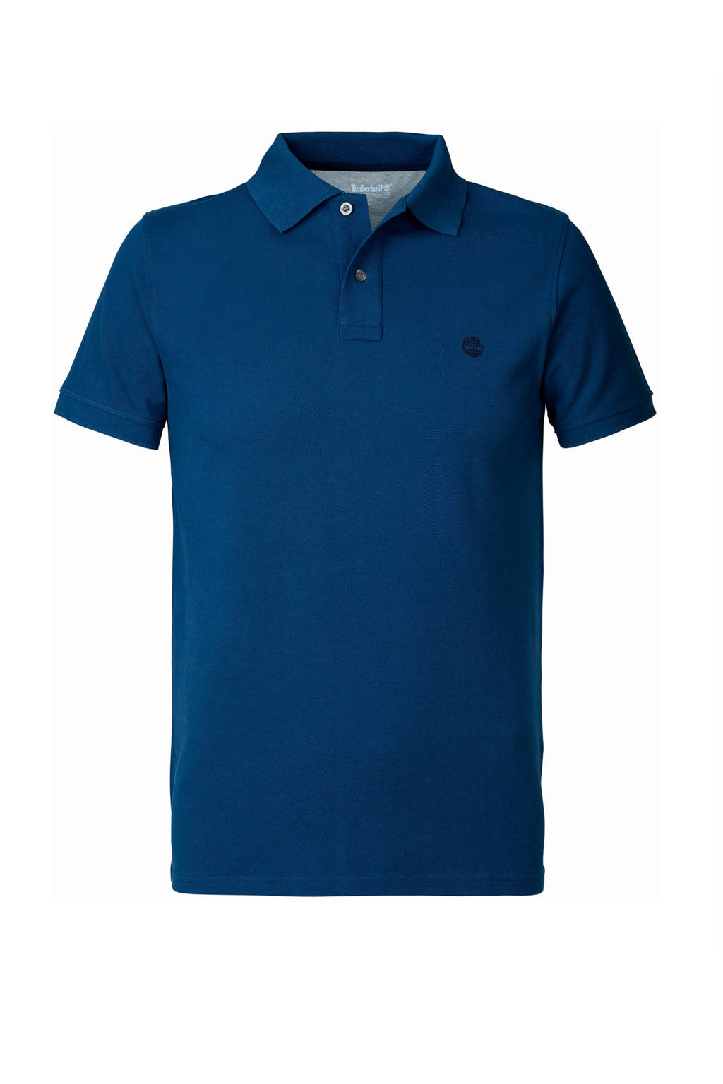 Timberland regular fit polo, Blauw