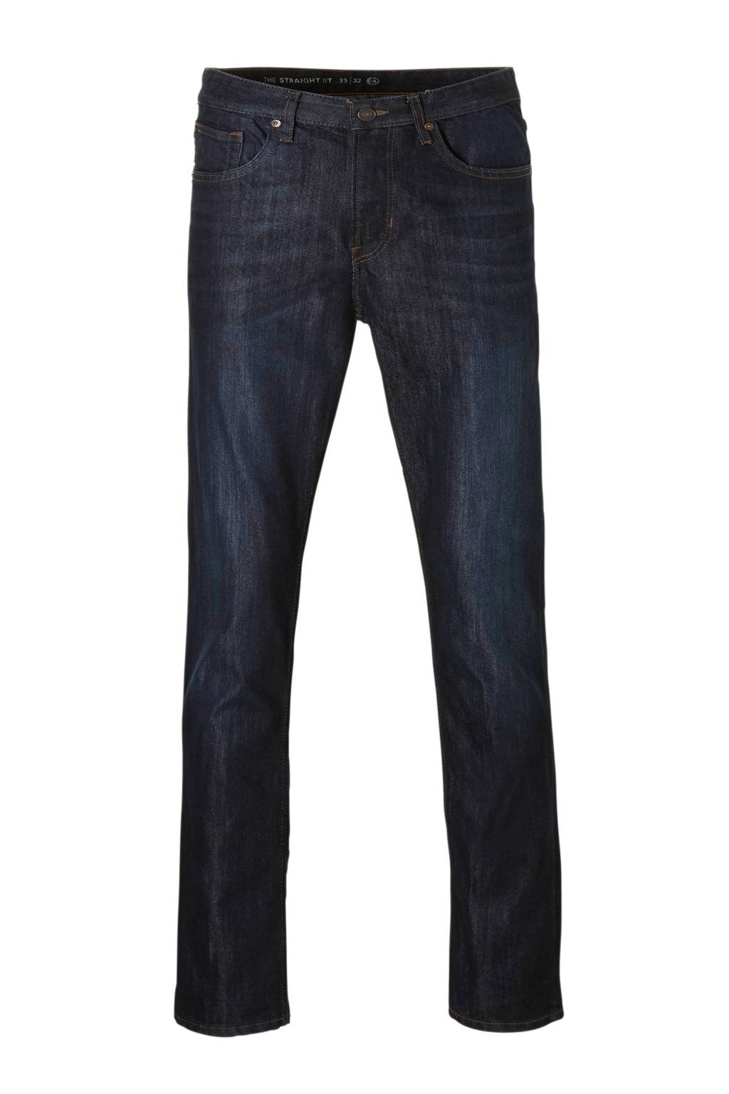 C&A The Denim straight fit jeans, Dark denim