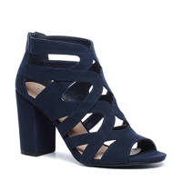 Sacha   sandalettes donkerblauw, Donkerblauw