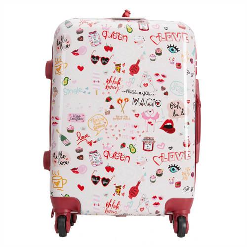Parfois trolley You & Me roze kopen