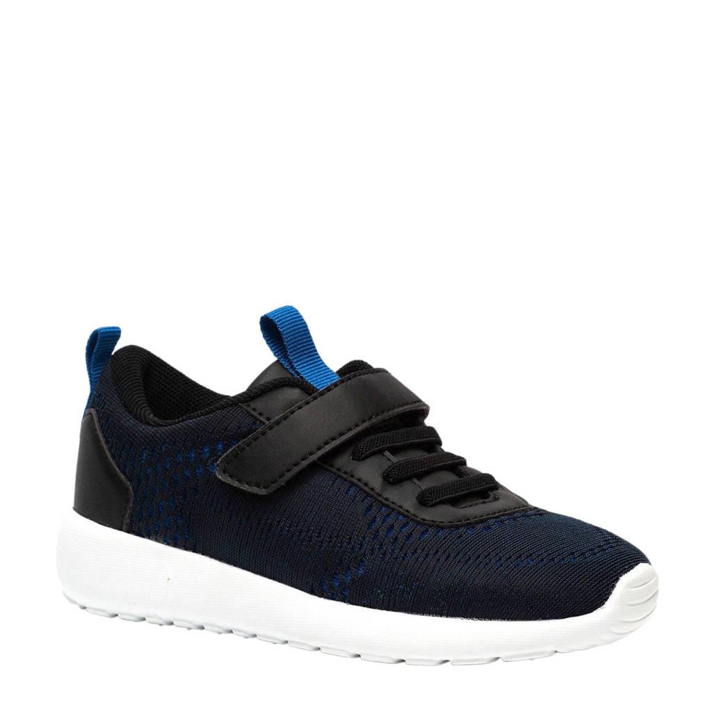 04bc8acdd04 Scapino Blue Box sneakers zwart/blauw, Zwart/blauw