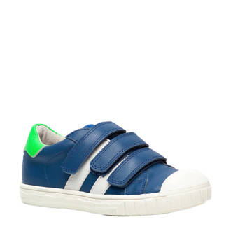 b1e54682e45 Scapino. TwoDay leren sneakers blauw