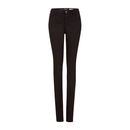 Miss Etam Lang slim fit broek Elise 36 inch zwart