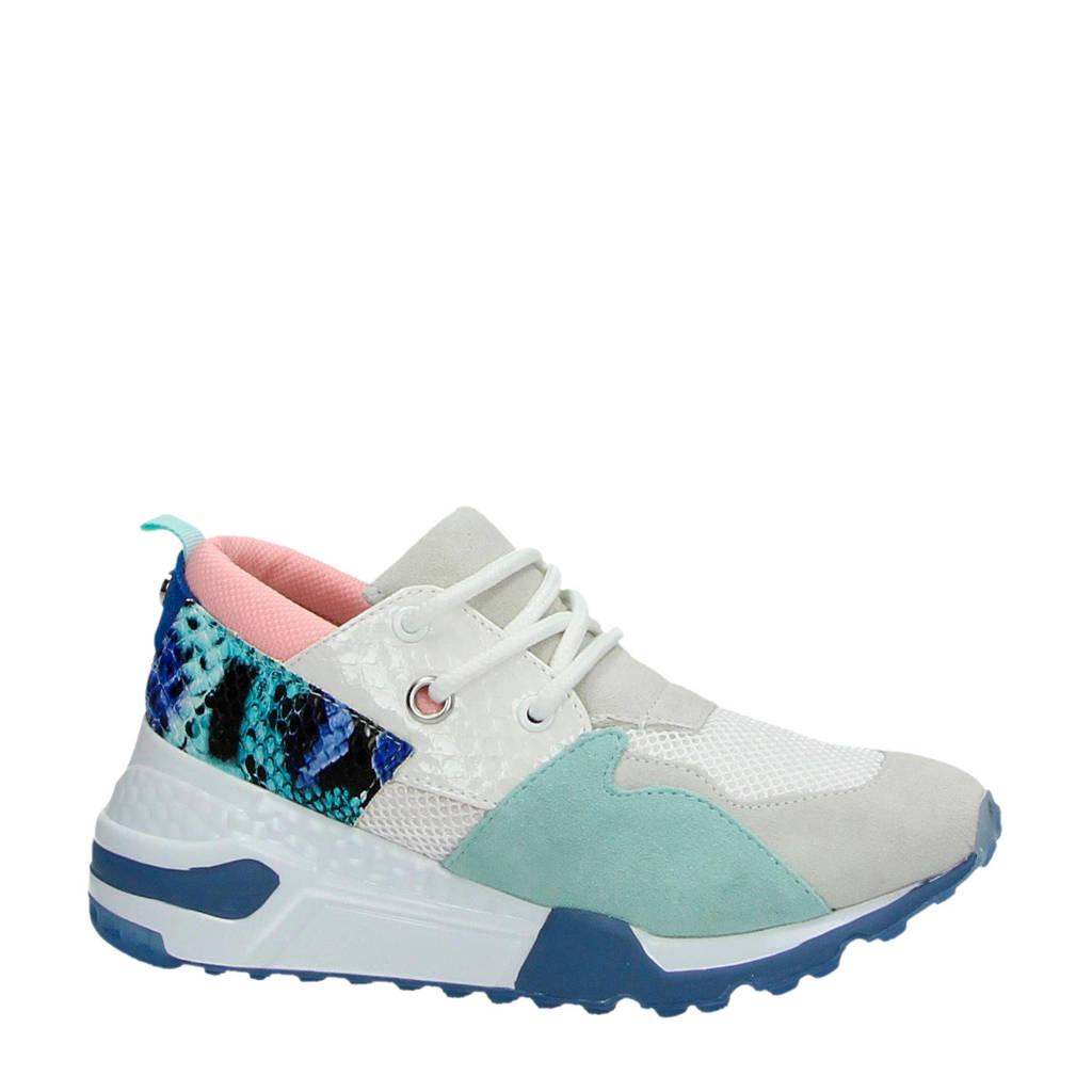 Steve Madden  Cliff dad sneakers mintgroen, Mintgroen