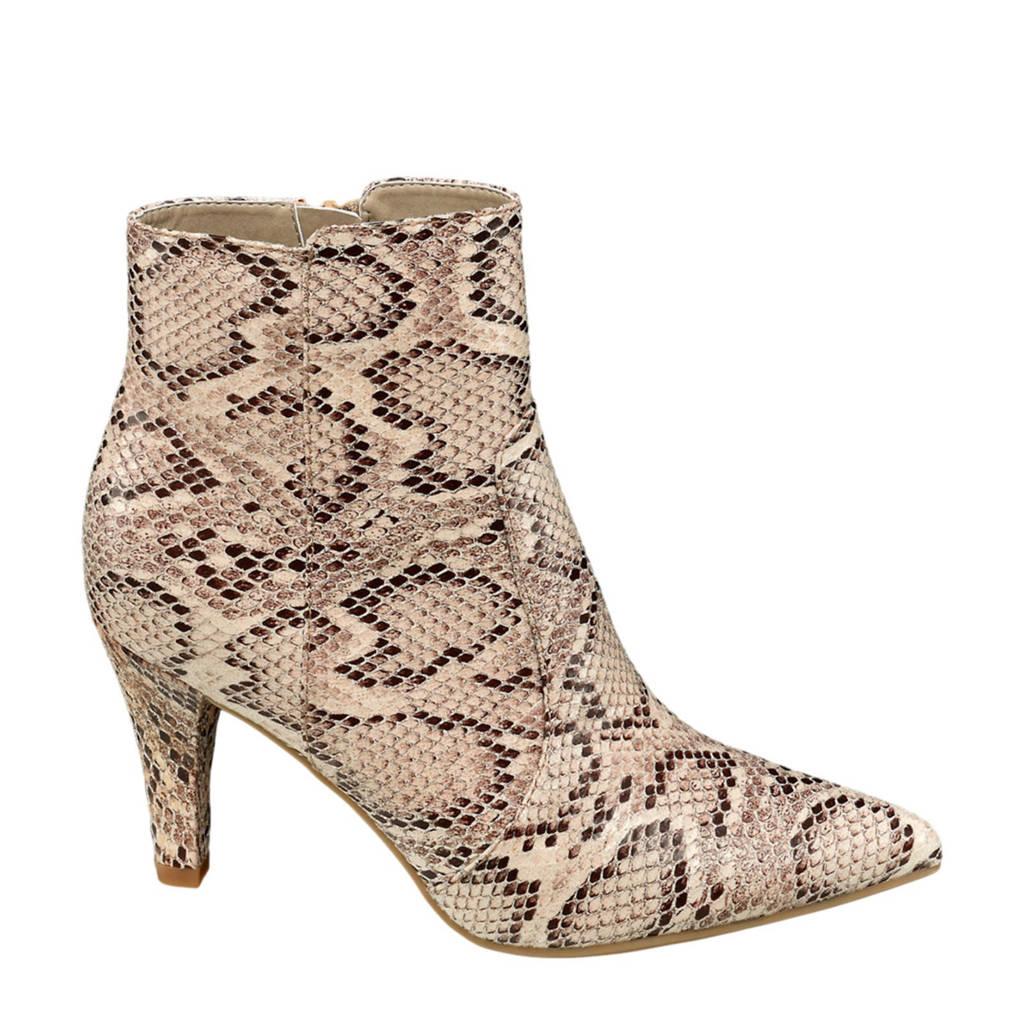 Met Graceland Graceland Enkellaarzen Slangenprint Enkellaarzen TRqCwO5qxn